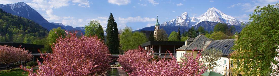 Willkommen in Berchtesgaden